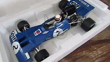 Jackie Stewart World Champ 1971 Exoto F1 race car German Grand Prix 1:18  Ford