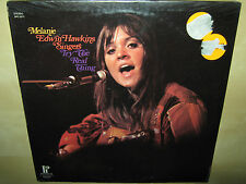 MELANIE & Edwin Hawkins Singers Try the Real Thing SEALED LP 1972 SPC-3317 NoCut