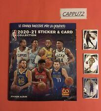 ALBUM COMPLETO NBA STIKER COLLECTION 2020-21-FIGURINE PANINI 2021