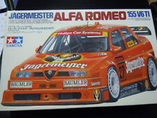 DTM ALFA ROMEO 155 v6 ti Jägermeister TAMIYA KIT 1:24 ungebaut