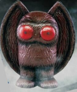 MOTHMAN Figure /TOMY Soft Vinyl Collection /Cryptid, Winged Man, Alien /NEW