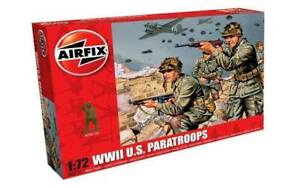 Airfix WWII US Paratroopers