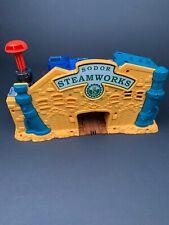 THOMAS & FRIENDS TAKE N PLAY SODOR STEAMWORKS PLAYSET 2015 MATTEL