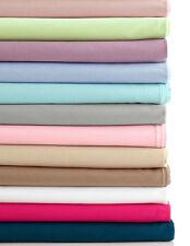 WOW! 0,5 m Baumwolle Satin Stoff UNI Farben 5,80 - 7,78 - 8,20 EUR/M