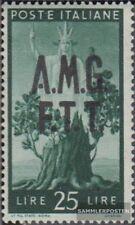 Triest - Zone A 14 postfrisch 1947 Demokratie