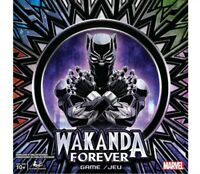 Marvel Wakanda Forever Board Game Brand New Sealed - Black Panther - Avengers