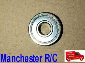 1 x STAINLESS STEEL BEARING 607ZZ 7mm id 19mm od  6mm wide S607ZZ Shielded