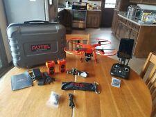 Autel Robotics Orange X-star Premium Drone Quadcopter 4k HD Camera 2 Batteries