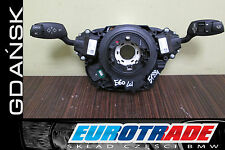 BMW E60 E61 E63 E64 SWITCHUNIT CENTER STEERING SCHALTZENTRUM LENKSAULE  9170226