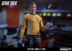 McFarlane Toys Star Trek Captain Kirk Action Figure