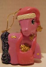 My Little Pony  Pink Kimono Christmas Holiday Ornament  2004 NWT