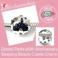Authentic PANDORA Disney Parks Sleeping Beauty Castle Charm - 791719CFL RETIRED