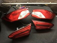 New Shape ford focus Mk4 rear tailight lights Tdci RS ST ST-Line bootlid