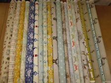 FRYETTS COTTON PRINT FABRIC Curtains Cushions Upholstery * MASSIVE 39 DESIGNS *
