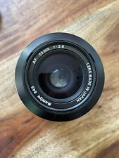 New listing Mamiya 645 Af 55mm f/2.8 Lens Hood and Caps in Excellent Condition