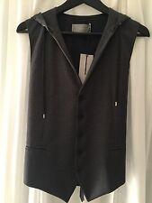 Dior Homme Vest Waistcoat Gilet Gray Kris Van Assche Hedi Slimane NWT