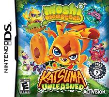 Moshi Monsters Katsuma Unleashed Ds