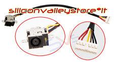 DC Power Jack 16cm HP Pavilion DV7-6000, DV7-6000EL, DV7-6000EM, DV7-6000EO
