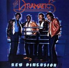 THE DRAMATICS New Dimension NEW & SEALED  CLASSIC 80s SOUL R&B CD (EXPANSION)