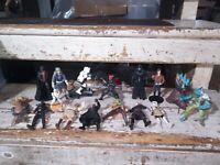 1996-19  Star Wars Mixed Lot