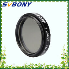 """SVBONY 1.25"""" Linear Polarizing Filter Anodized for Lunar Planetary Observing New"""