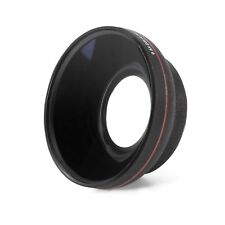 HD 62MM 0.5X Wide Angle Macro Convension Lens Kit for Nikon Sony Canon DSLR NEW
