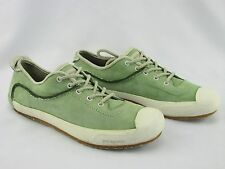Patagonia Dawn Green Leather Sneaker Comfort Sport Shoes Women's 10.5M