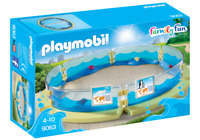 Playmobil 9063 - Aquarium Enclosure - NEW!!