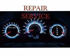 2010 TO 2012 FORD FUSION INSTRUMENT CLUSTER REPAIR SERVICE