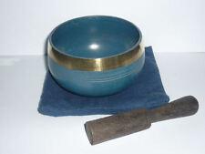 SET CAMPANA TIBETANA CHAKRA REALIZZATA MANO A+ EBOOK sette metalli artigianale