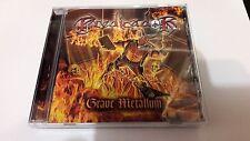 PREDICADOR-GRAVE METALLUM CD -spanish heavy metal-WARCRY-NIAGARA-BANZAI-VIGA