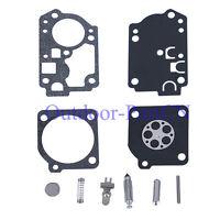 Carburetor Rebuild Kit for ZAMA C1U-W49B Carb 577135901 Trimmer Poulan Craftsman