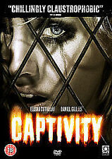 Captivity - Time Is Running Out (DVD, 2007) New & Factory Sealed