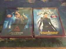 Aeon Flux New Hd Dvd Special Collector's Edition - and Tomb Raider New Hddvd