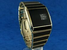 70s 1970s rétro vintage rotolog style led lcd digital era watch jump hour g