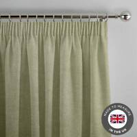 Cream Made To Measure Curtains - Luxury Lined Thick Curtain - Made in the UK
