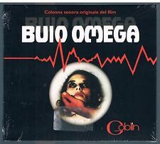 GOBLIN  BUIO OMEGA OST CD SIGILLATO!!