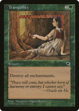 Magic MTG Tradingcard Tempest 1997 Tranquility
