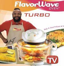 FlavorWave Flavor Wave Halogen Convection Oven Low Fat Roaster Electric Cooker