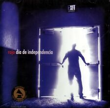 CD Dia De Independencia Grupo Rojo Musica Cristiana Rock Nominado al Grammy NEW