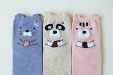 Cute Funny Fashion Socks With Pictures On Ladies Womens Socks Gift For Her