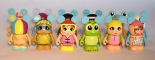 Disney Vinylmation Cutesters Series 3 At The Beach Full Set with Chaser