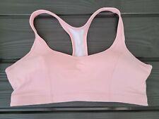 Champion Size 38B Shaped Racerback Sports Build In Bra Light Pink