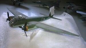 Airfix gebaut/gesupert 1:72 Junkers Ju 188 aus Sammlungsauflösung