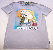Family Guy Stewie Mens Grey Printed T Shirt Size S New