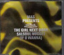The Girl Next Door-Salsoul Nugget cd maxi single