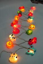 20 Cartoon Fancy Paper String Party Fairy Kid Bedroom Home Children Decor Lights