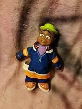 Nickelodeon COUSIN SKEETER Plush Toy 1998 Nickel-o-zone Burger King Viacom 5""