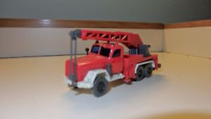 WIKING 1/87 Ho - Magirus Crane Firefighters of Fire Feuerwehr