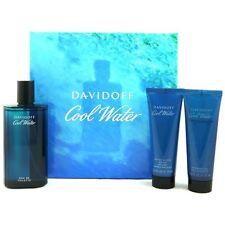 Davidoff Cool Water Man - Men Set 125 ml Eau de Toilette & 75ml ASB & 75ml DG